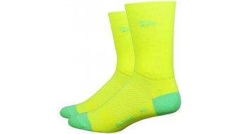 DeFeet Aireator socks Doppel-collar D-logo