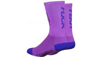 DeFeet Aireator 15cm socks 8 Lumens F*ck Yeah