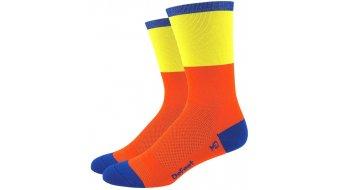 DeFeet Aireator Hi Rouleur 15cm socks single-collar Blockhead