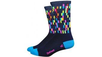 DeFeet Aireator Hi Rouleur 15cm socks single-collar Pixel