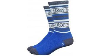 DeFeet Aireator Volar Active 15cm socks Gaben Cane blue/grey