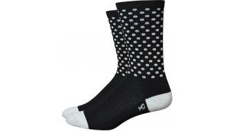 DeFeet Aireator Volar Active 15cm socks Sweet Polka black/white