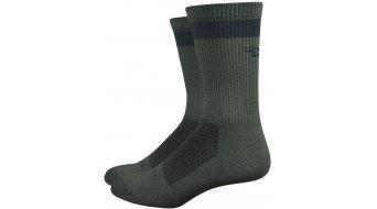 DeFeet Levitator Trail 15cm socks Dirtbagger