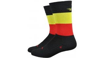 DeFeet Thermeator 15cm socks Belgie black