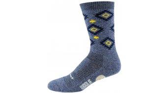 DeFeet Woolie Boolie Comp 15cm socks Comp Aztec blue