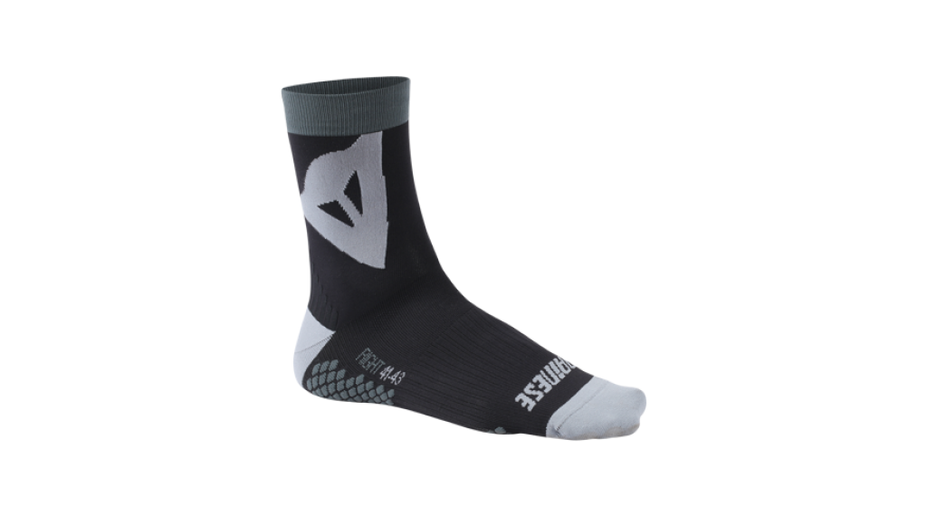 Dainese Riding Mid socks size M black/grey 2019