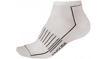 Endura Coolmax Race socks short men (3-Pack) white