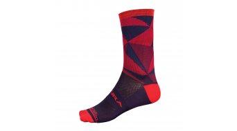 Endura M90 Graphic Limited Edition Socken rot