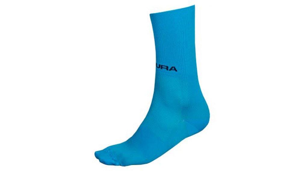 Endura PRO SL II 骑行袜 型号 L/XL hi-viz blue