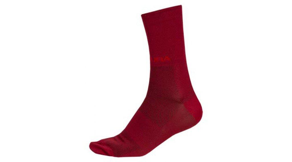 Endura PRO SL II 骑行袜 型号 S/M red