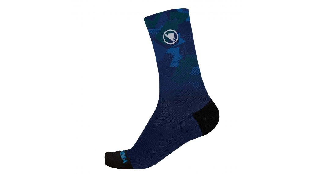 Endura SingleTrack II LTD MTB Socken Gr. L-XL marineblau