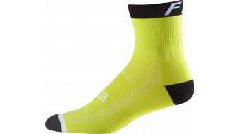 Fox Logo Trail calcetines Caballeros 15cm flo amarillo