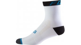 FOX logo Trail socks men 15cm teal