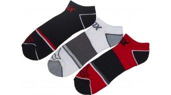 FOX Tech Midi sokken heren- sokken 3 inch-Pack
