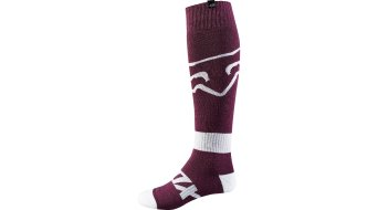 Fox FRI Thin Race MX Socken Herren purple