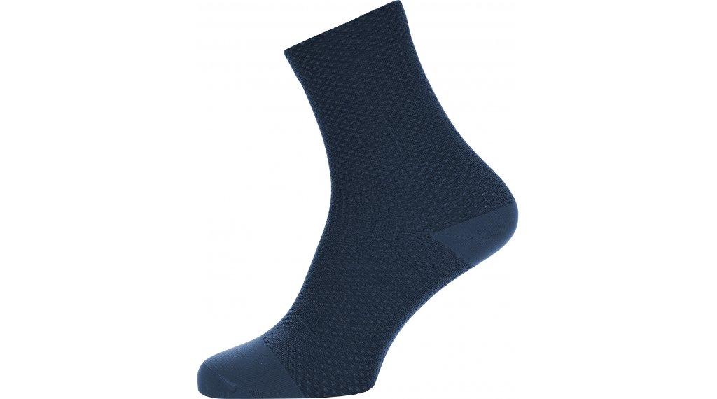 Gore C3 Dot ponožky středně dlouhý velikost 35/37 orbit blue/deep water blue