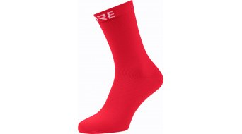 GORE Wear Cancellara Socken mittellang red