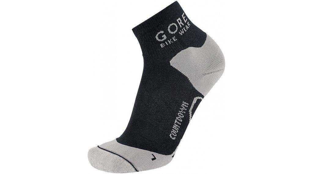 GORE Bike Wear Countdown socks size 35-37 black/silver grey