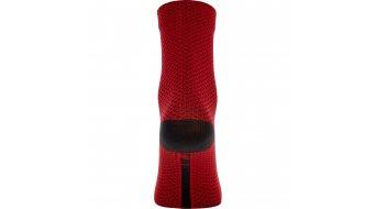 Gore C3 Dot ponožky středně dlouhý velikost 35/37 red/black