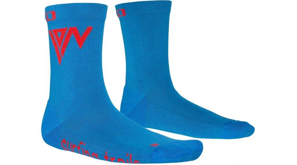ION Mid Pole 骑行袜 型号 35-38 stream blue
