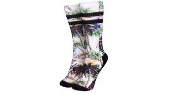 Loose Riders Tahiti calcetines tamaño unisize verde/blanco