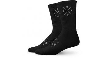 Loose Riders X-logo sokken heren maat.#*en*# unisize #*en*#zwart