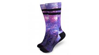Loose Riders Cosmic Socken unisize violett/black