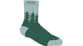 Maloja LabanM. socks size 39/42 stone pine
