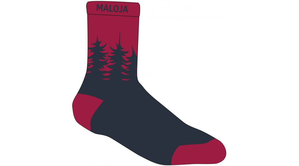 Maloja LabanM. socks size 36/38 alprose