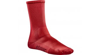 Mavic Essential High Socken Gr. L (43/46) haute red