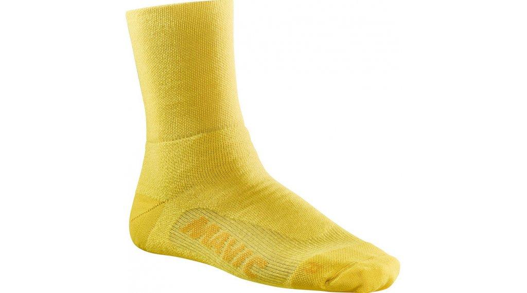 Mavic Essential Thermo 骑行袜 型号 S (35/38) yellow Mavic