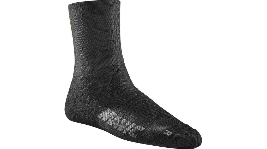 Mavic Essential Thermo Socken Gr. S (35/38) black
