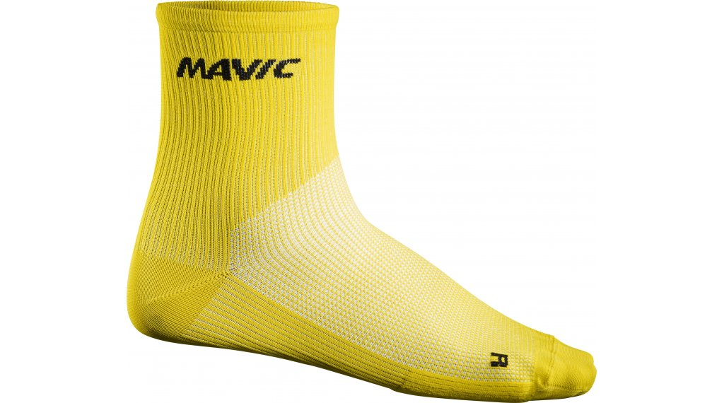 Mavic Cosmic Mid Socken Gr. 35/38 (S) yellow mavic