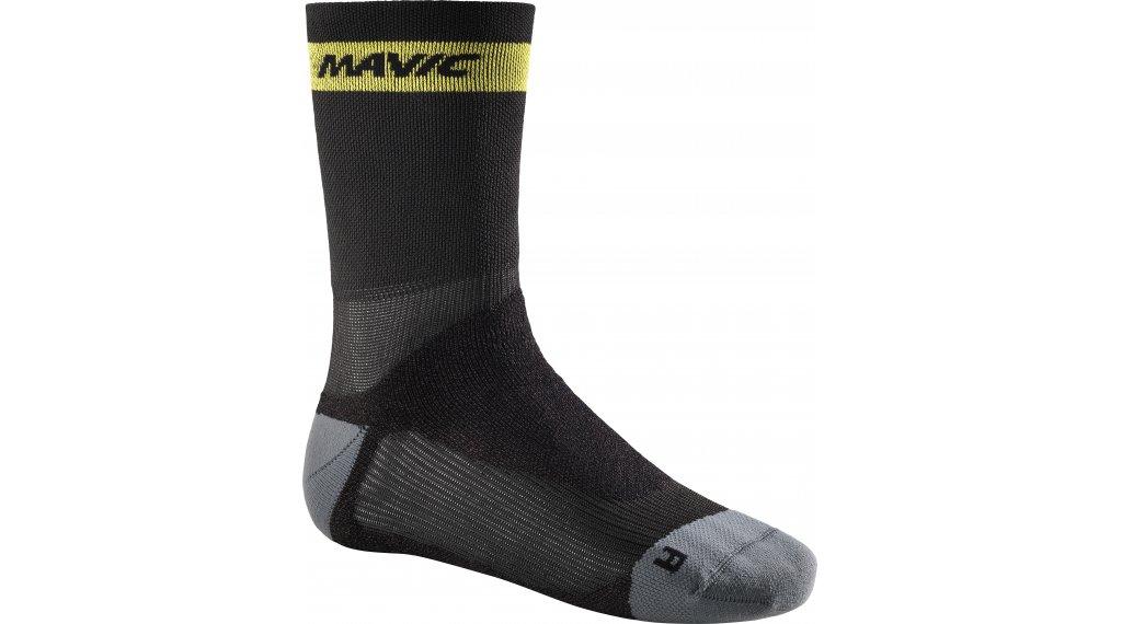 Mavic Ksyrium Pro Thermo+ Socken Gr. 35/38 (S) black