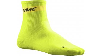 Mavic Cosmic Mid Socken Gr. 35/38 (S) lime green