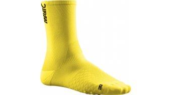 Mavic Comete socks size M (39/42) safety yellow/black