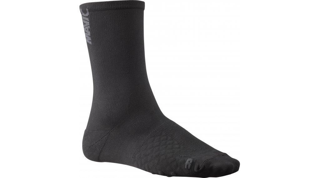 Mavic Comete socks size M (39/42) black/asphalt