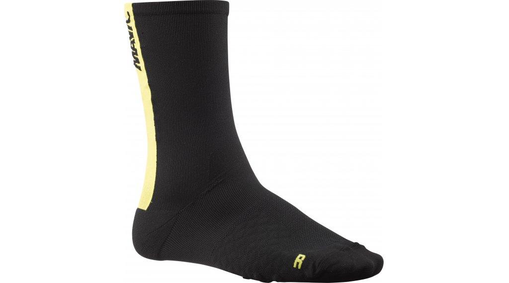 Mavic Comete socks size M (39/42) black/yellow Mavic