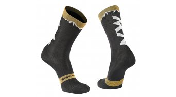 Northwave Clan Socken Gr. L black/caramel