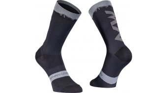 Northwave Clan Socken Gr. L black/grey/anthracite