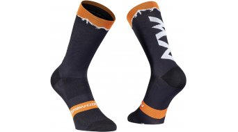 Northwave Clan Socken Gr. L black/orange