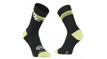 Northwave Extreme Winter High Socken black/yellow fluo