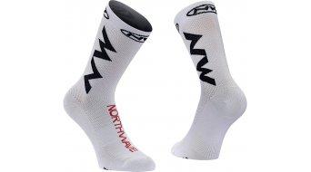 Northwave Extreme Air Socken Gr. L white/black/red
