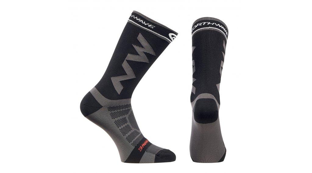 Northwave Extreme PRO 骑行袜 型号 L black/grey