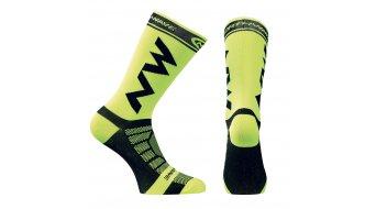 Northwave Extreme PRO 骑行袜 型号 L yellow fluo/black