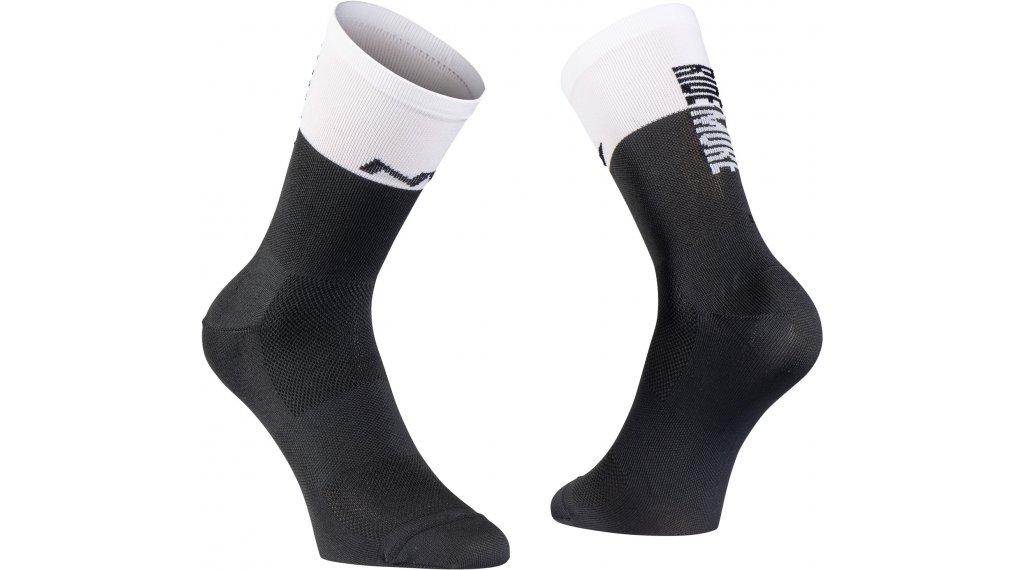 Northwave Work Less Ride More calcetines tamaño M negro/blanco