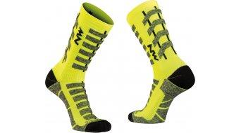 Northwave Husky Ceramic Tech socks fluo