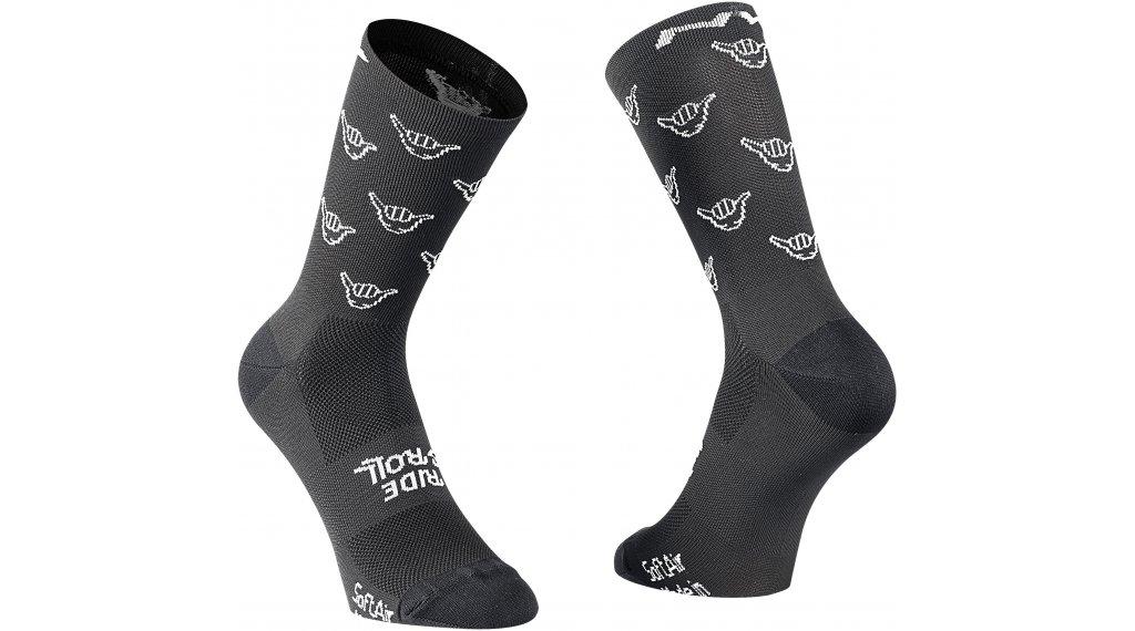 Northwave Ride & Roll Socken Gr. XS black