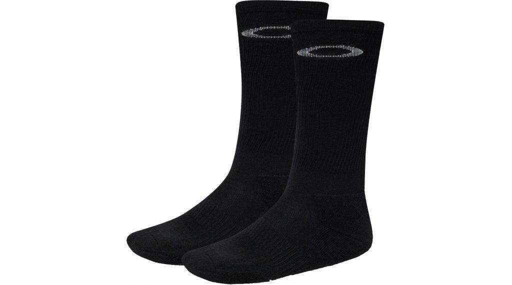 Oakley 3.0 Socken lang Herren Gr. L blackout