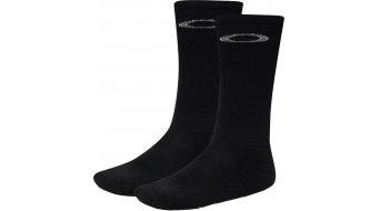 Oakley 3.0 socks long men blackout